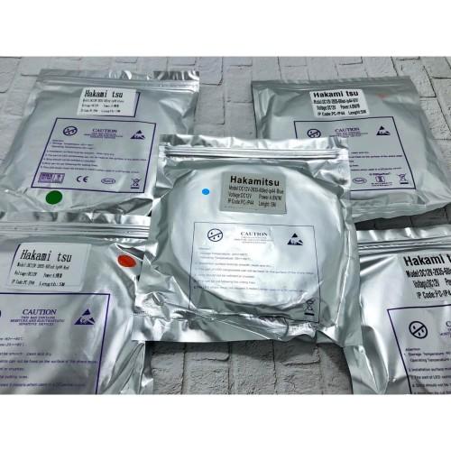 Foto Produk LED STRIP INDOOR MATA 2835 / LED MATA KECIL 5 METER 12V DC IP44/60LED - Putih dari Kts Onlineshop