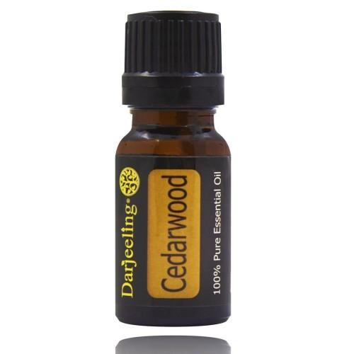 Foto Produk Darjeeling CEDARWOOD Essential Oil Minyak Cedar 100% Alami - 10 ML dari Morky Store