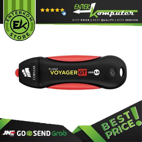 Foto Produk Corsair Voyager GT 128GB USB 3.0 CMFVYGT3C-128GB / Flashdisk 128GB dari Enter Komputer Official