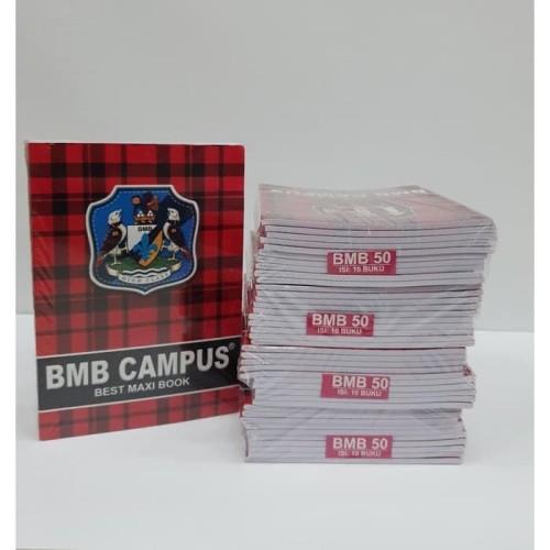 Foto Produk BUKU TULIS BOXY BMB ISI 50 LEMBAR HARGA MURAH KUALITAS BAGUS HANYA dari BENUA Makmur STATIONERY