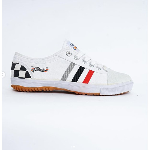 Foto Produk Sepatu Kodachi 8111 Monaco Checker Heel / M H A / Sneakers Pria Wanita - 37 dari Sepatu Kodachi Warrior