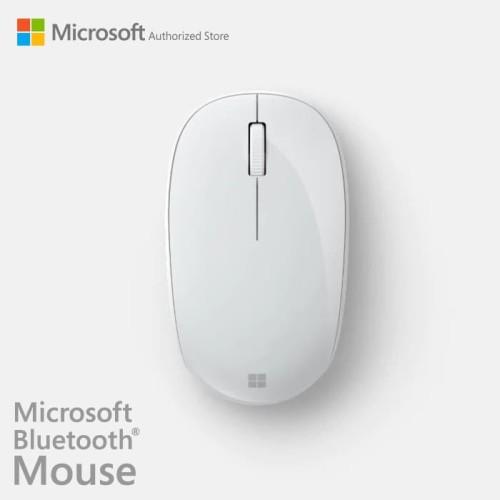 Foto Produk Microsoft Bluetooth Mouse Monza Grey [RJN-00065] dari Microsoft Authorized