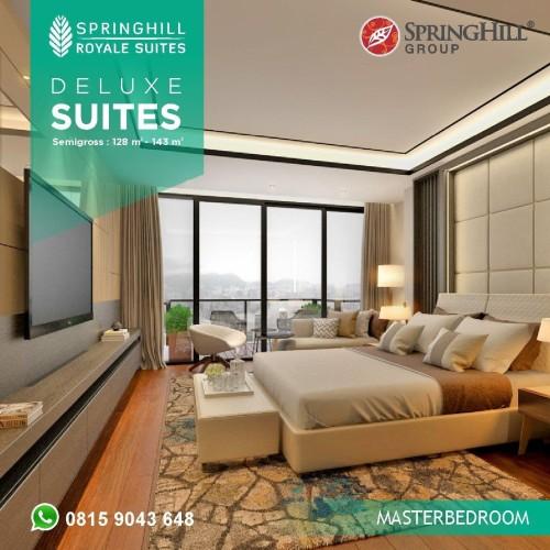 Foto Produk Apartemen Mewah di Kemayoran - Springhill Royale Suites Tipe Deluxe dari SPRINGHILL ROYALE SUITES