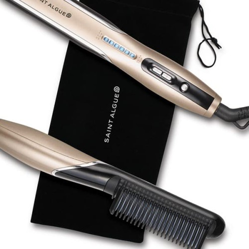 Foto Produk CATOKAN RAMBUT bentuk sisir Brand Eropa SAINTALGUE Demeliss Slimbrush dari MITAofficial