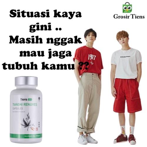 Foto Produk Immune Booster Anti Virus Anti Oksidan Vitamin Daya Tahan isi 10 dari Grosir Tiens