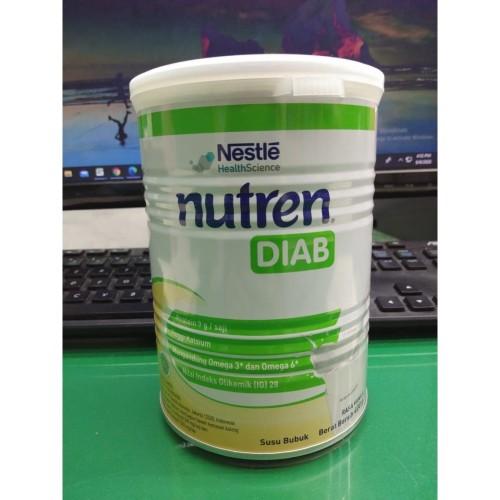 Foto Produk NUTREN DIABETES DARI NESTLE RASA VANILLA ISI 400gr dari vitaminmurahcom