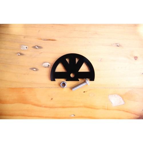 Foto Produk BROMPTON Pelindung Cable Protector Fender Disc Untuk E type 3sixty dari DawaGarage