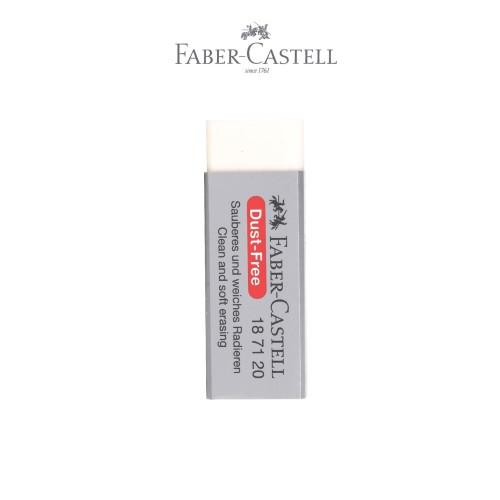 Foto Produk Faber-Castell Eraser Dust Free 7120 Big White dari Faber-Castell