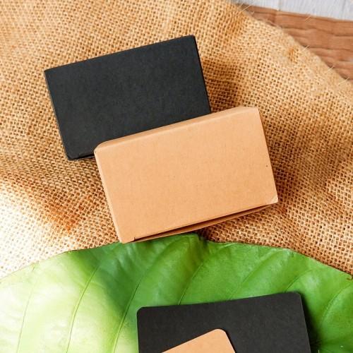 Foto Produk Blank Kraft Paper Card Set / Memo / Notes dari Pinkabulous
