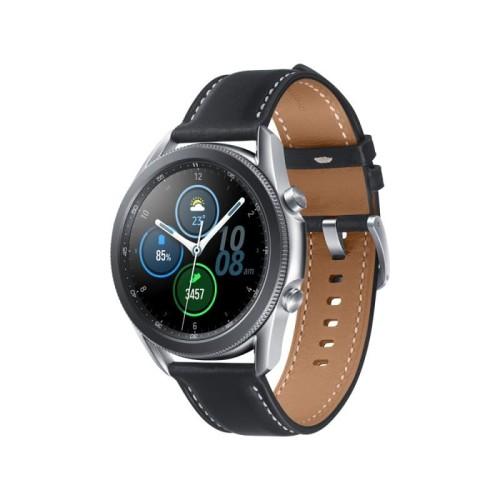 Foto Produk Samsung Galaxy Watch 3 45mm SM-R840NZSAXSE Garansi SEIN 1 Tahun - Mystic Silver dari TokoPDA Official Store