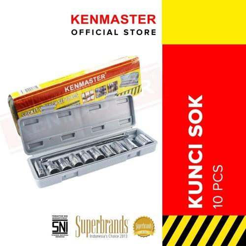 Foto Produk Kenmaster Kunci Sok 10 Pcs dari Kenmaster Official