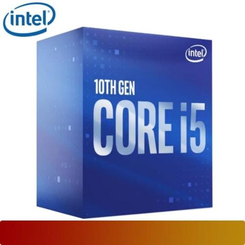Foto Produk Processor Intel Core I5 10400 Box Comet Lake Socket LGA 1200 dari t_pedia pc