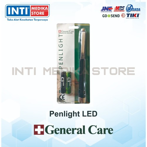 Foto Produk GENERAL CARE Senter Mulut / Penlight / Senter Dokter General Care dari INTI MEDIKA STORE