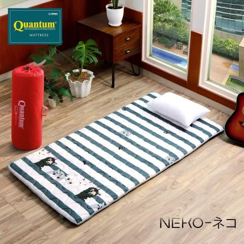 Foto Produk Quantum Kasur Lantai 100 x 195 cm Neko - Busa Gulung Lipat dari Quantum Springbed