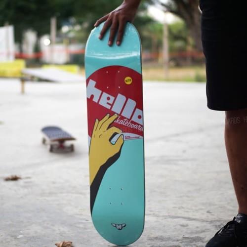 Foto Produk Idlehand series tosca size 8 dari Hello Skateboards