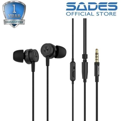 Foto Produk Sades Wings10 Gaming Earphone / Sades Wings / Sades Wings 10 dari Digital Computer