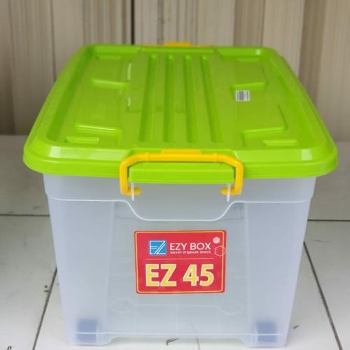 Foto Produk (GOSEND) Container Box Ezy Box CB45 - Container Box 45 liter dari MBK_Houseware