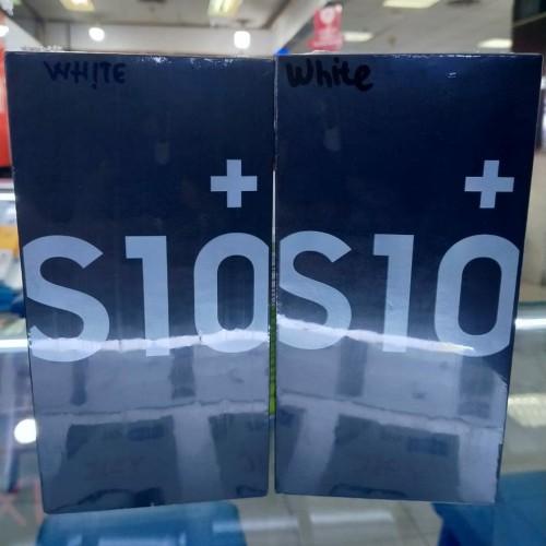Foto Produk SAMSUNG S10plus - Putih dari One celullar