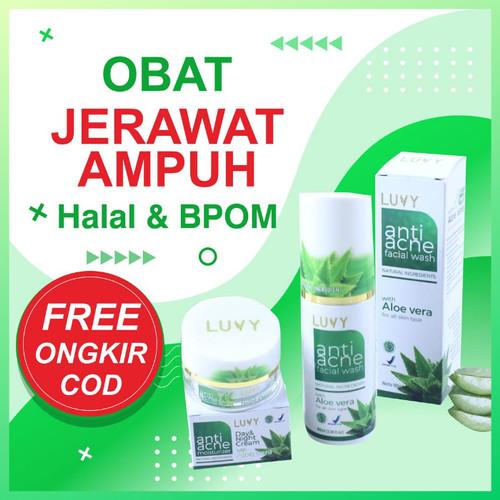 Jual Obat Jerawat Untuk Perawatan Pembersih Wajah Berjerawat Berminyak Jakarta Timur Distributor Skin Care Product Tokopedia