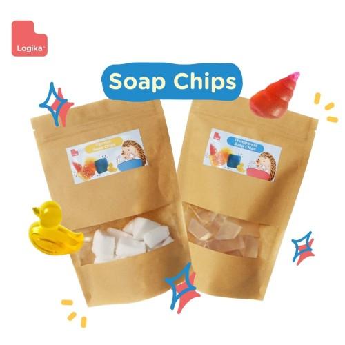Foto Produk Isi Ulang Soap Chips dari LogikaKids