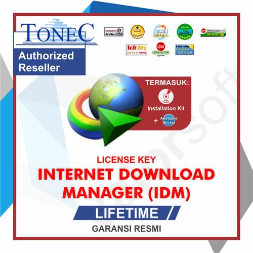 Foto Produk Lisensi Key Internet Download Manager (IDM) ORIGINAL - LIFETIME dari Valor