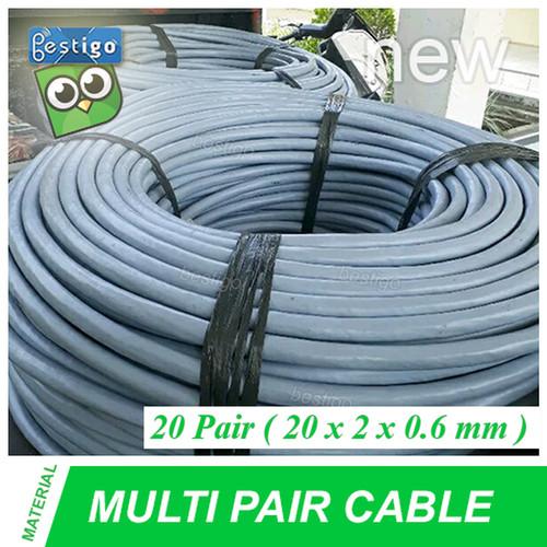 Foto Produk Kabel Telepon Multipair 20 Pair/isi 40 Indor dari BESTIGO PABX TELEPON