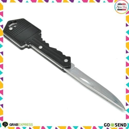 Foto Produk Pisau Mini Bentuk Kunci - Black dari The AfrinS