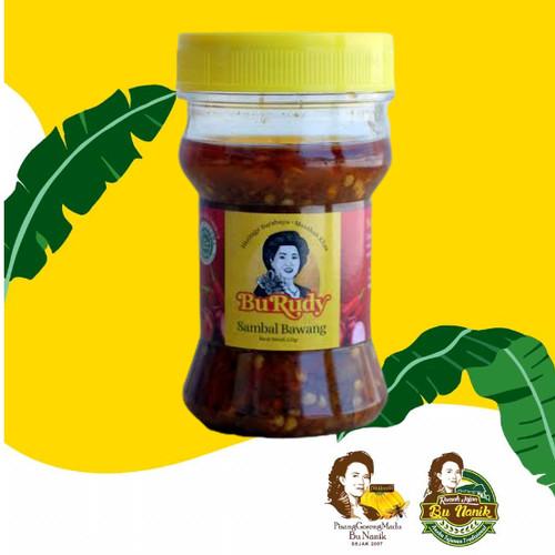 Foto Produk SAMBAL BAWANG BU RUDY (RESMI JKT) dari Pisang Goreng Madu Bu Nanik