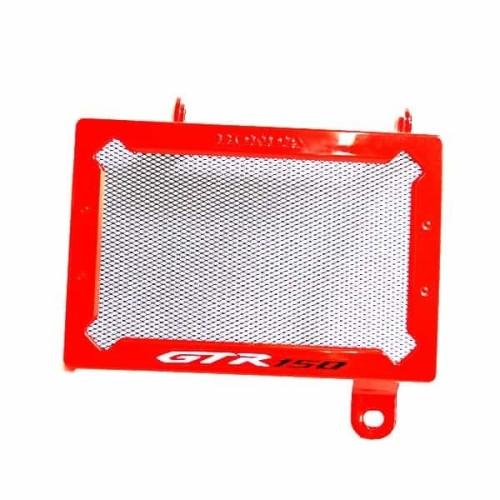 Foto Produk Cover Radiator Red Supra GTR 150 19000K56WRED dari Honda Cengkareng