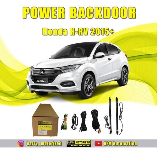 Foto Produk paket power back door dan kick sensor honda hrv 2015+ dari AFM Motorized