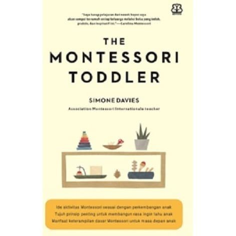 Foto Produk BUKU THE MONTESSORI TODDLER dari Millennia Bookstore