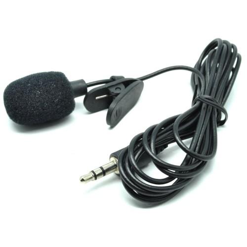 Foto Produk 3.5mm Microphone with Clip for Smartphone / Laptop / Tablet - SR-503 dari Belanja Puas