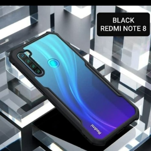 Foto Produk Softcase Clear Armor Bumper Transparant Xiaomi Redmi Note 8 New dari BC Accessories1