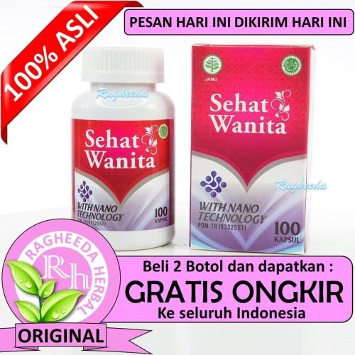 Foto Produk Walatra Bersih Wanita Asli 100% Original With Nano Technology Garansi - 100 kapsul dari Ragheeda Herbal