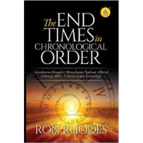 Foto Produk The End Times in Chronological Order, Gambaran Komplet Memahami Nubuat dari Andi Offset Online