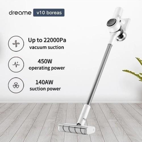 Foto Produk Xiaomi Dreame V10 Boreas Handheld Wireless Vacum Cleaner Penyedot Debu dari PIK88Elektronik
