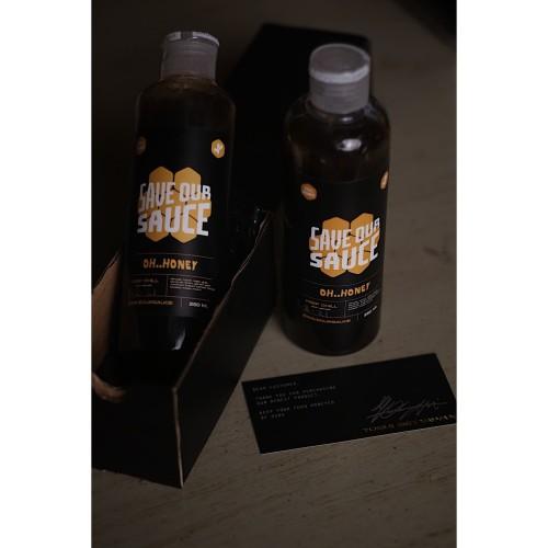 Foto Produk Save Our Sauce | OhHoney | 250 ML (Saus, Saos, Madu, Garlic) SPORTY dari Save Our Sauce