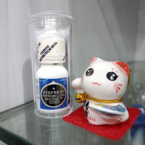 Foto Produk Eyefresh 5ml Botol Cendo (Mata Kering & Iritasi Ringan) dari Go Genki