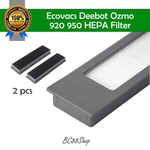 Foto Produk Ecovacs Deebot Ozmo 920 950 HEPA Filter (sparepart) dari BC88Shop