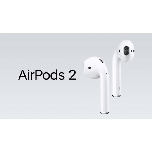 Foto Produk Apple AirPods 2(2nd Gen) With Charging Case (MV7N2ID/A) Garansi Resmi dari LJS OFFICIAL