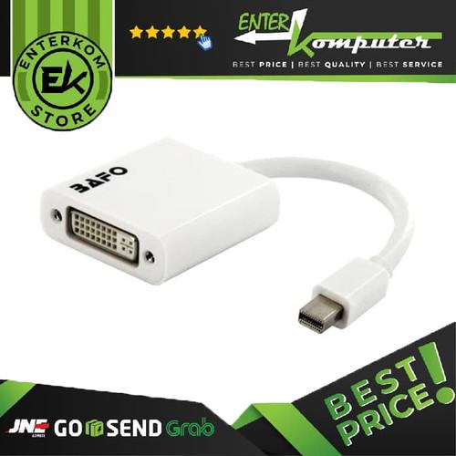Foto Produk Kabel Mini Display Port To DVI Active - Merk Bafo (BF-2652) dari Enter Komputer Official