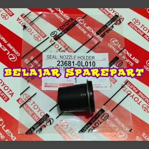 Foto Produk Seal Nozel Sil Nosel Seal Nosel Injector Innova Hilux Fortuner Diesel dari BELAJAR SPAREPART