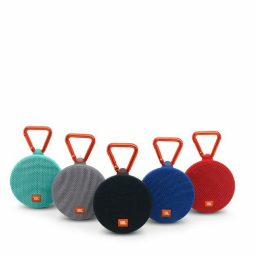 Foto Produk JBL Clip 2 Portable Bluetooth Speaker -ORIGINAL - GARANSI RESMI IMS dari Market Plan