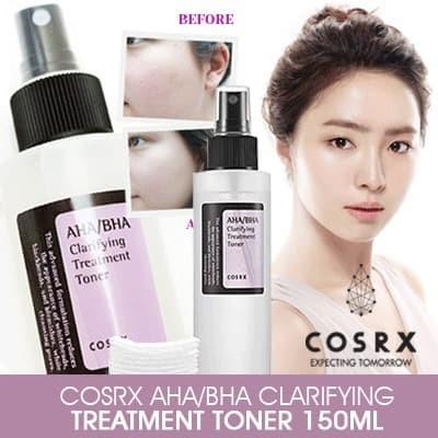 Foto Produk Cosrx AHA/BHA Clarifying Treatment Toner 150ml dari Saranghae House
