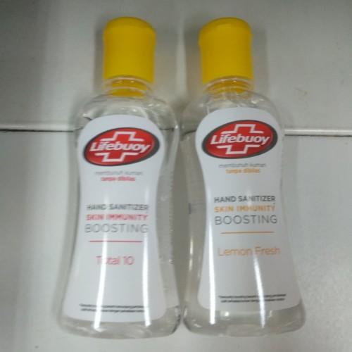 Foto Produk Lifebuoy Hand Sanitizer Skin Immunity Boosting 50ml dari cubeecubee