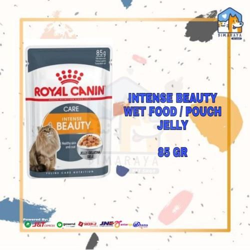 Foto Produk ROYAL CANIN INTENSE BEAUTY 85GR (JELLY)(SACHET) dari bimaraya petshop