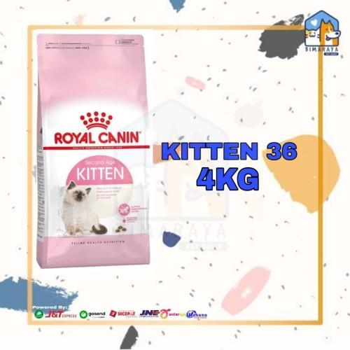 Foto Produk ROYAL CANIN KITTEN 36 4KG FRESH PACK dari bimaraya petshop
