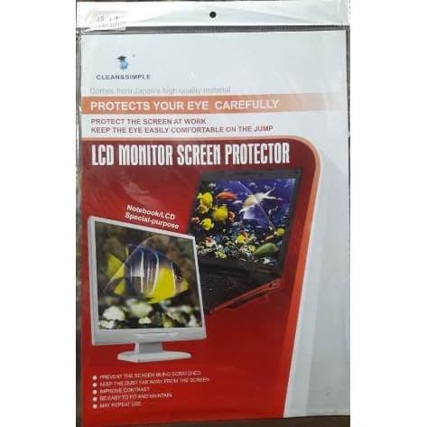 Foto Produk SCREEN PROTECTOR PELINDUNG LAYAR ANTI GORES LAPTOP 15 INCH dari rachmatcomputer