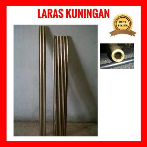 Foto Produk laras kuningan od 8 call 4,5 panjng 60 cm akurasi joos dari najagrosir