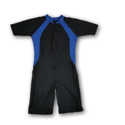 Foto Produk baju renang & Diving dewasa - Biru, M dari sakinahbusana